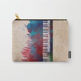 keyboard art #keyboard #piano Carry-All Pouch