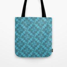 Decorative pattern in retro style. Tote Bag