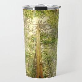 Forest Tree Tops Travel Mug