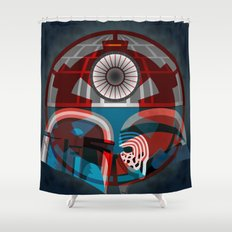 The Alliance Shower Curtain