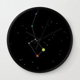 Ursa Minor  Constellation 'The Little Bear' Wall Clock