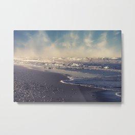 Ocean Therapy Metal Print