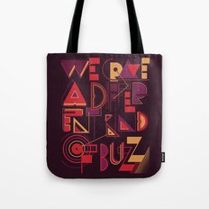 A Different Buzz Tote Bag