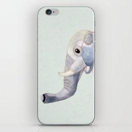 Cuddly Elephant II iPhone Skin