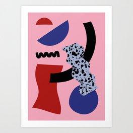 Winter no.1 Art Print