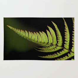 Autumn Fern Rug