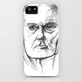 Grandpa iPhone Case