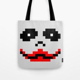 Joker 8bit Tote Bag
