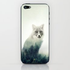 Fox, Forest Animal, Woodlands, Wilderness iPhone & iPod Skin