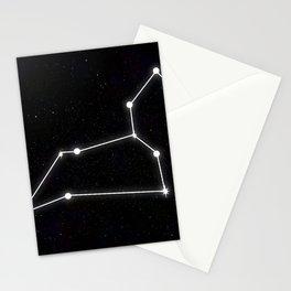 LEO (CONSTELLATION) Stationery Cards