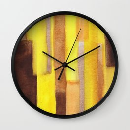 Lionstripes Wall Clock