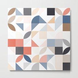 Pattern 118 Metal Print