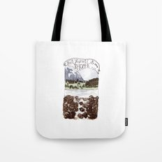 Feel Yourself At Home Tote Bag