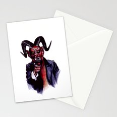 Uncle Satan Stationery Cards