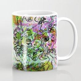 The drugs began to take hold Coffee Mug