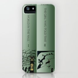 Fillory and Further iPhone Case