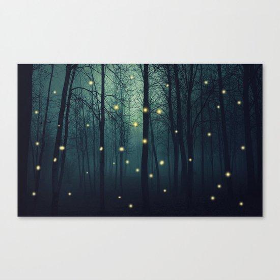 Enchanted Trees Canvas Print