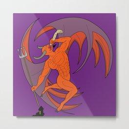 Garita del Diablo Metal Print