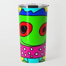 Mikitchu 1 Travel Mug