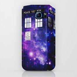 Extra Space-y TARDIS iPhone Case