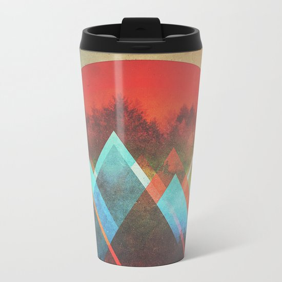 Fractions B22 Metal Travel Mug