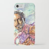 tony stark iPhone & iPod Cases featuring Tony Stark by Trenita