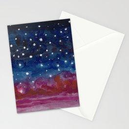 Starlight Fade VI Stationery Cards