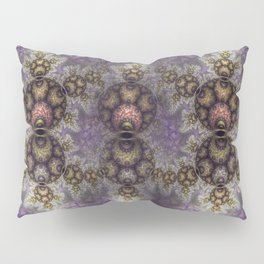 Magic in the air, fractal pattern abstract Pillow Sham