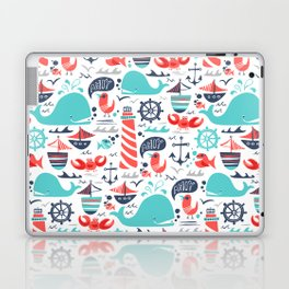 Ahoy Matey Laptop & iPad Skin