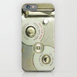 8mm Super 8 film Camera iPhone Case