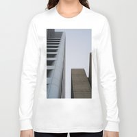 oakland Long Sleeve T-shirts featuring oakland by jared smith