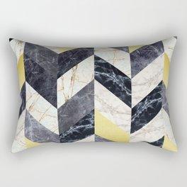 Fashion marble Rectangular Pillow