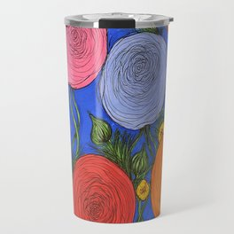 Colors in the Blue Ridge Mountains Travel Mug