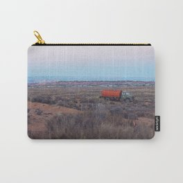 Pastel Sunsets in the Desert, Plus Truck Carry-All Pouch