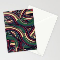 Swirl Madness Stationery Cards