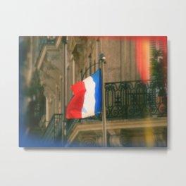 Liberty, Equality, Fraternity Metal Print