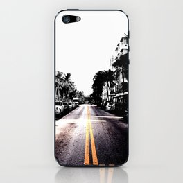 pavement iPhone Skin