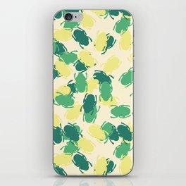 Beetles Design iPhone Skin