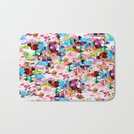 Nasty Girl's Camouflage Bath Mat