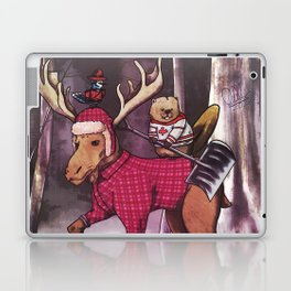 Most Canadian Picture Laptop & iPad Skin
