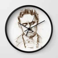 fitzgerald Wall Clocks featuring Fitzgerald by Hash