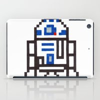 r2d2 iPad Cases featuring r2d2 by Walter Melon