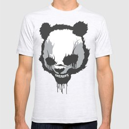 Dirty Angry Panda T-shirt