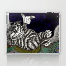 Cheshire Cat HiDef Laptop & iPad Skin
