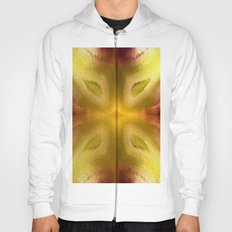 Agate Dreams in Yellow Hoody
