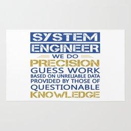 SYSTEM ENGINEER Rug