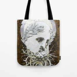 """The Relics of War"" Tote Bag"