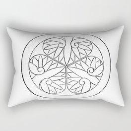 Tokugawa Rectangular Pillow