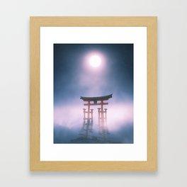 Endless Horizons Artpiece Framed Art Print