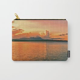 Pure Sunset Carry-All Pouch